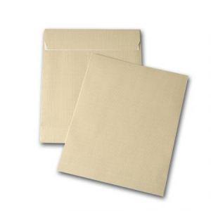 Gpv 4992 - Sac à soufflet Pack'n Post 280x375x50, 130 g/m², coloris brun - paquet de 50
