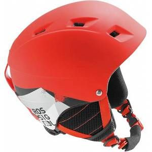 Rossignol Casques Comp J Red - Led