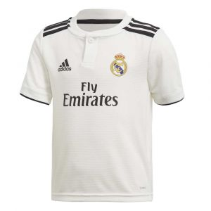 Adidas Kit Mini Domicile Real Madrid 2018-19 - Couleur White - Taille 18-24 Months