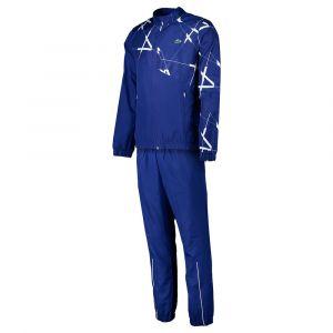 Lacoste Sport WH8627 Ensemble de Sport Homme,Bleu (Ocean Blanc 2gu), Large (Taille fabricant:5)