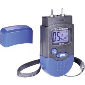 Basetech Humidimètre pour matériaux BT-400 invasif