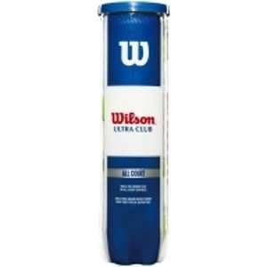 Wilson Tube De 4 Balles Ultra Club
