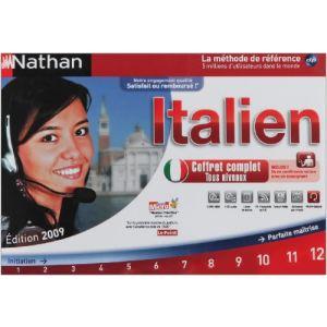 Coffret complet Nathan Italien - 2009 [Windows]
