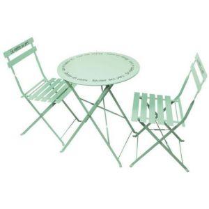 Table ronde metal jardin - Comparer 374 offres