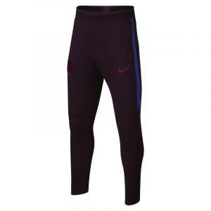 Nike Pantalon de football Dri-FIT FC Barcelona Strike pour Enfant plus âgé - Rouge - Taille S - Unisex