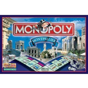 Winning Moves Monopoly Montpellier