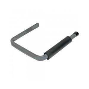 Silverline 250693 - Crochet de rangement pour vélo 210 mm (B)