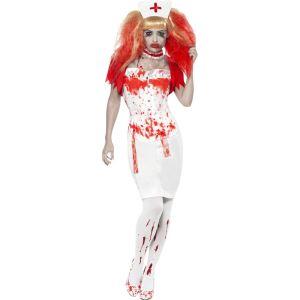 Déguisement d'infirmière ensanglantée Halloween (taille M)
