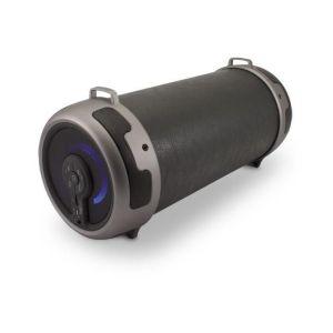 Caliber HPG518BTL - Haut-parleur tube Bluetooth portatif avec batterie intégrée
