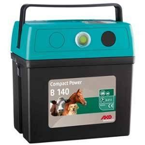 Ako Electificateur sur pile sèche 9 V Compact Power B 140