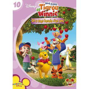 Mes amis Tigrou et Winnie - 10 - On a tous besoin d'un ami
