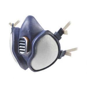 Demi masque 3M - antigaz - série 4000 - norme FFA2P3D - 4255A00