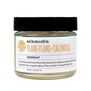 Schmidt's Ylang Ylang & Calendula - Déodorant en pot