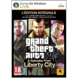 Grand Theft Auto : Episodes from Liberty City [PC]