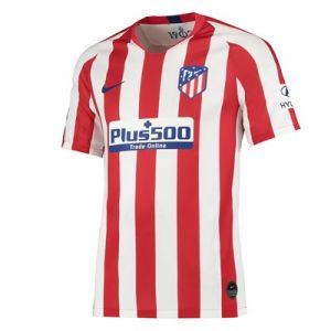 Nike Maillot de football Atletico de Madrid 2019/20 Stadium Home pour Homme - Rouge - Taille L