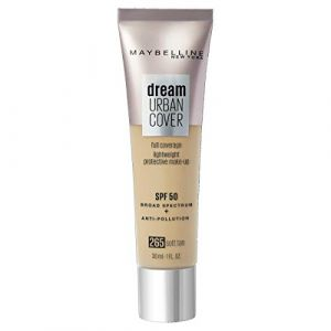 Maybelline Gemey Dream Urban Cover Foundation Soft Tan (30ml)