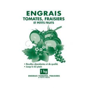 Engrais tomates et fraisiers granulés vg sac 1 kg