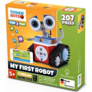 Tinkerbots My First Robot - Robot programmable