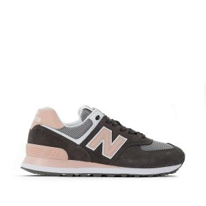 New Balance Baskets WL574NDB Gris - Taille 36;37;38;39;40