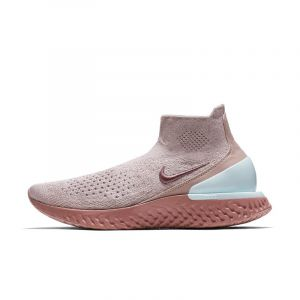 Nike Chaussure de running Rise React Flyknit pour Femme - Marron - Taille 42.5 - Female