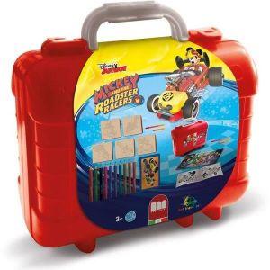 Multiprint Set de voyage malette de dessin Mickey