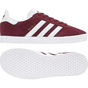 Adidas Gazelle C, Chaussures de Fitness Mixte Enfant, Rouge