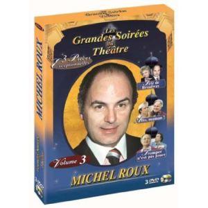 Coffret Michel Roux - Féfé de Broadway + Allô, maman? + Tromper n'est pas jouer