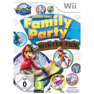 Family Party : 30 Great Games Winter Fun [Wii]