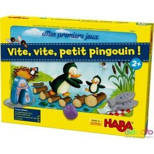 Haba Vite, vite, petit pingouin !