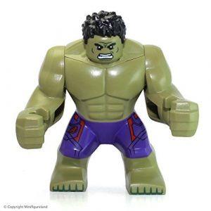 Lego Marvel Super Heroes Age Of Ultron Minifigure - Incredible Hulk (2015)