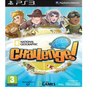 National Geographic Challenge ! [PS3]