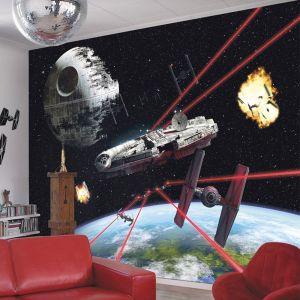 Komar Papier peint Faucon Millenium Star Wars