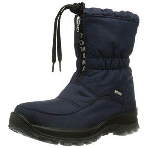 Romika Alaska 118, Boots femme - Bleu, 36 EU