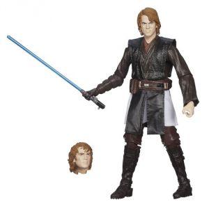 Hasbro Figurine Star Wars Black Series 15 cm : Anakin Skywalker