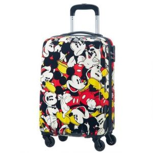 American Tourister Disney Legends - Spinner 55/20 Alfatwist 2.0, 55 cm, 36 L, 3.2 KG Multicolour (Mickey Comics)