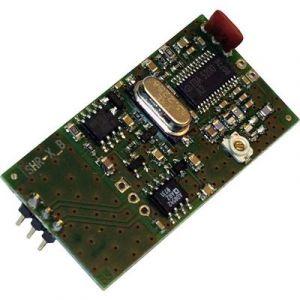 SVS NachRichtenTechnik Module récepteur 433 MHz kit monté alim Portée max. (en champ libre) 1000 m SHR-7
