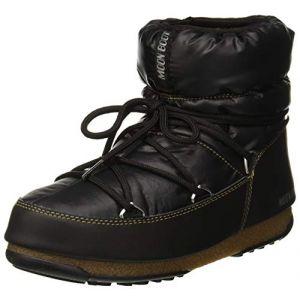 Moon boot Low Nylon Black Bronze