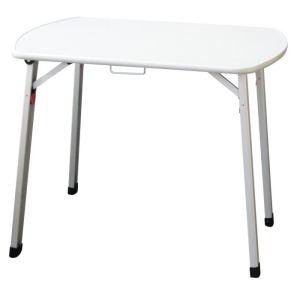 Midland Garden 696711 - Table pliante 2 places Pegase (90 x 72 x 60 cm)