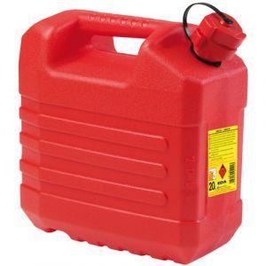 Eda Plastiques 10162R - Jerrican Hydrocarbures 20L