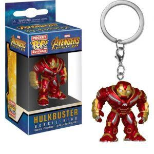 Funko Figurine - Pop - Porte-clés - Marvel - Avengers Infinity War - Hulkbuster