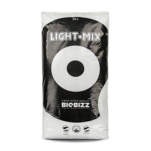 Biobizz Terreau light.mix en sac de 20 litres