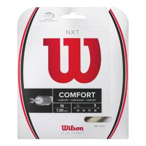 Wilson Ficelle Nxt 12.2 M - Natural - Taille 1.24 mm