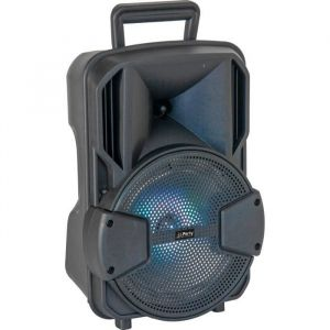 "PARTY LIGHT & SOUND 15 6135PLS Enceinte active 8"" LED, Bluetooth, USB"