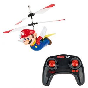 Carrera Toys Super Mario Flying Cape radiocommandé