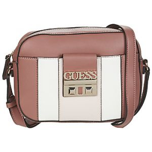 Guess Sac Bandouliere KAMRYN CROSSBODY TOP ZIP rose - Taille Unique