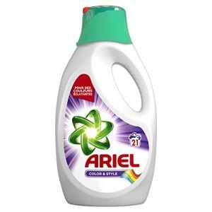 Ariel Couleur & Style Lessive Liquide 1365 ml 21Lavages