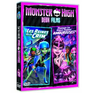 Monster High : Les Reines De La Crim' / Pourquoi Les Goules Tombent Amoureuses ?