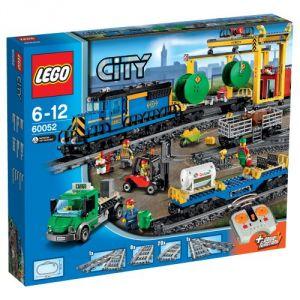 Lego 66493 - City : Value Pack Train 4 en 1