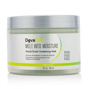 Devacurl MELT INTO MOISTURE - Matcha Green Tea Butter Conditioning Mask