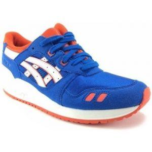 Asics Gel-Lyte III GS, Chaussures Multisport Outdoor Mixte Adulte - Blue (Strong Blue/White), EU 38 (UK 4.5)